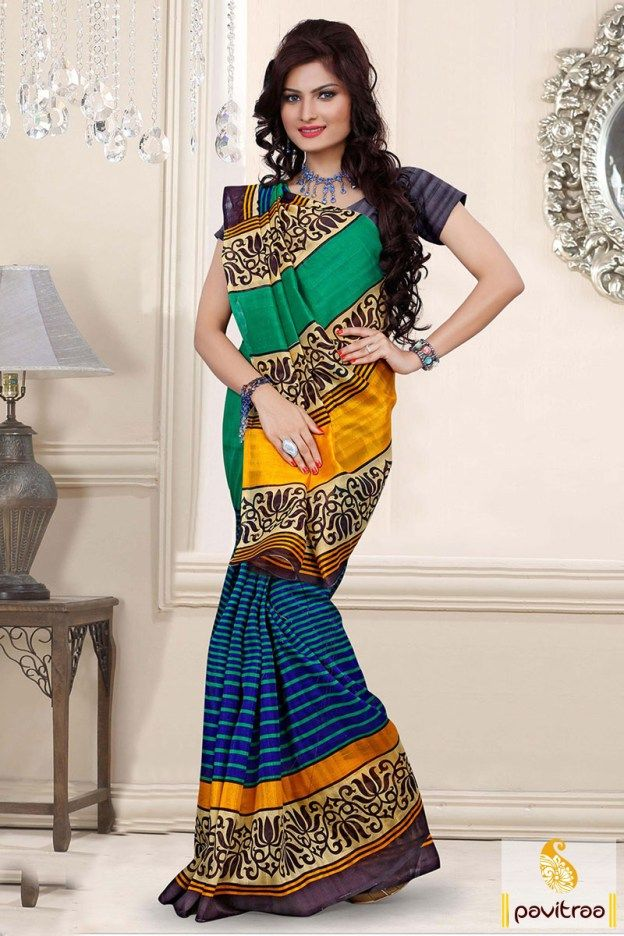 Latest Multi Color Cotton Printed Saree Online Shopping #sarees, #saree, #sari, #partywear, #wedding, #embroidered, #latest, #fancy, #newcollection, #ethnicwear, #indianfashion, #partyoutfit, #india, #beautiful, #trendy, #lowestprice More Product : http://www.pavitraa.in/catalogs/latest-cotton-sarees-online-india/ Any Query : Call / WhatsApp : +91-76982-34040 E-mail: info@pavitraa.in