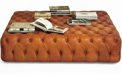 Tufted leather; my obsession