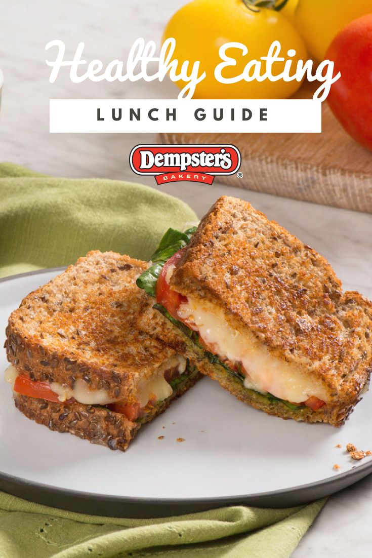 Step up your weekday lunch game with Dempster's healthy lunch favourites!