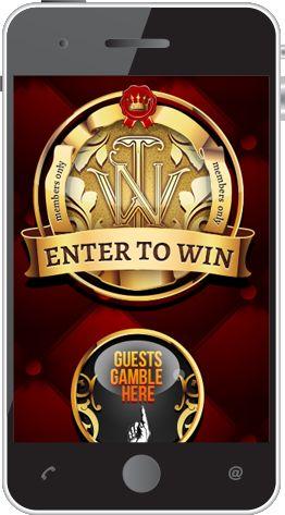 Mobile Casino Bonuses vintage design banner