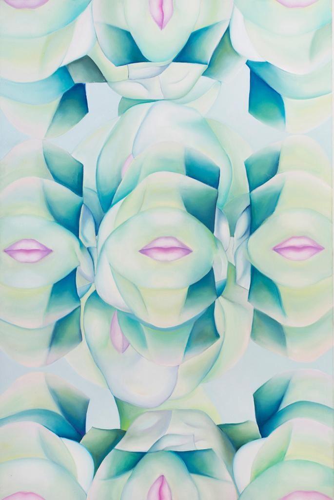I by Agata Przyzycka #art #artist #painting #drawing - Beauton Art Gallery - http://beautonart.com | http://beautonart.dk