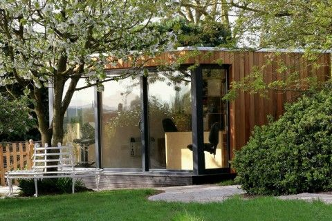 Garden Offices Designed To Your Requirements