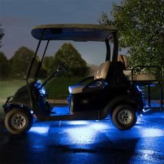 Golf Cart Led Light Strips And Accessories Golf Cart Led Lights Rv Led Lights And Golf Cart Lights Super Bright Leds Golf Carts Changing Kit Golf