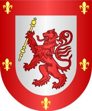 Escudo heráldico apellido Díaz