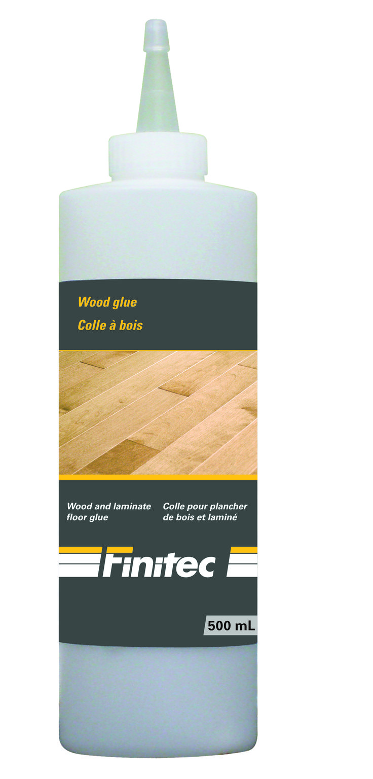 $10.99, Looking to CORRECT IMPERFECTIONS while creating a moisture-free strength?  The wood glue Finitec is THE SOLUTION for you.  Our product is EASY-to-use, is waterproof, gives an excellent grab, can be cleaned with water and DRIES QUICKLY.   Designed for hardwood and laminated floors, stair components and other woodworks.