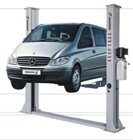 hydraulic symmetric vehicle 2-post lifts