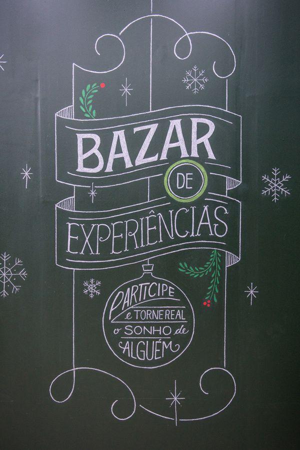 Criatipos Jingle Bells by Criatipos, via Behance