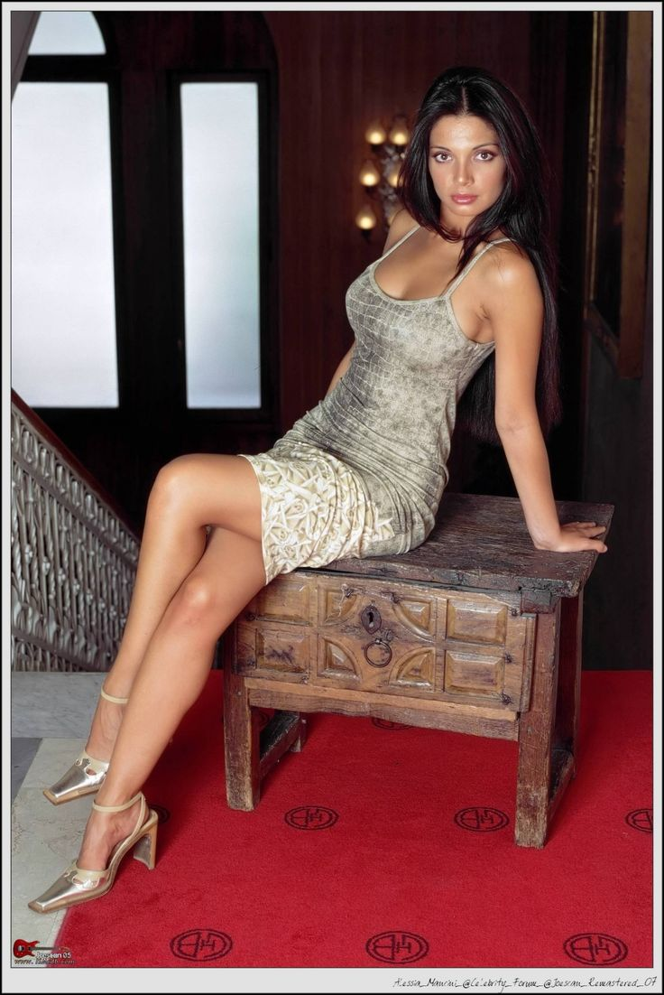 Alessia mancini nude downlod pics 22