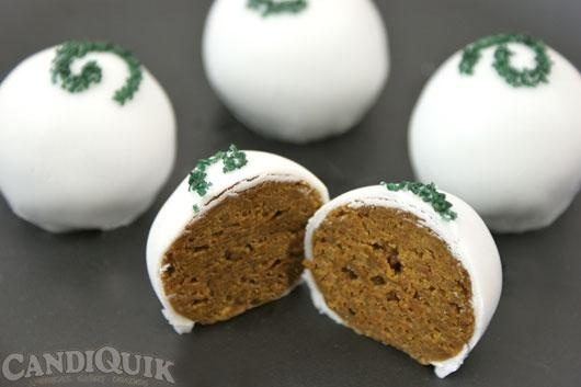... - Ginger Cookie Truffles! Awesome easy... Use GF ginger cookies