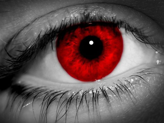 Best 25 Red Eyes Ideas On Pinterest Vampire Eyes Red