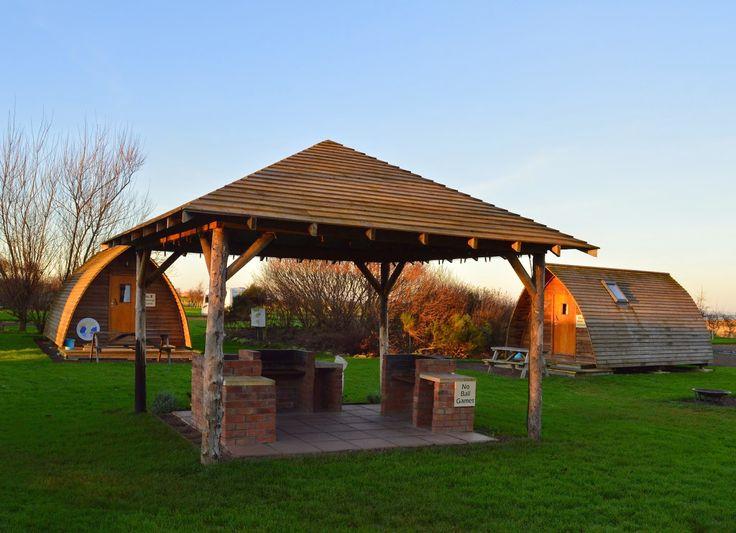North East Family Fun: Springhill Farm Wigwams, Seahouses