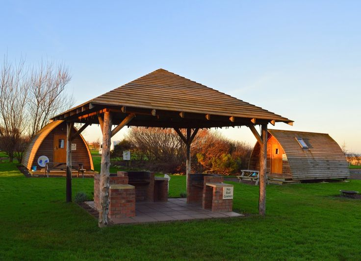 North East Family Fun: Springhill Farm Wigwams, Seahouses