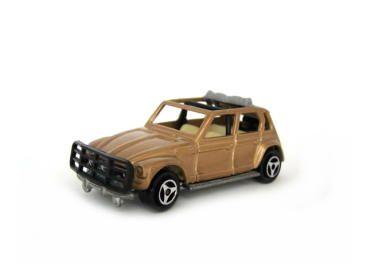 Majorette - Citroën Dyane Raid