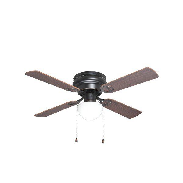 42 Dasilva 4 Blade Ceiling Fan Light Kit Included Ceiling Fan