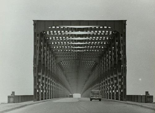 Moerdijk Bridge at Dordrecht, n.d. Wiel van der Randen