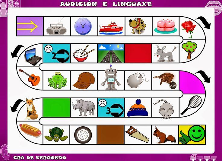 Aula virtual de audición y lenguaje: Oca fonética : R fuerte
