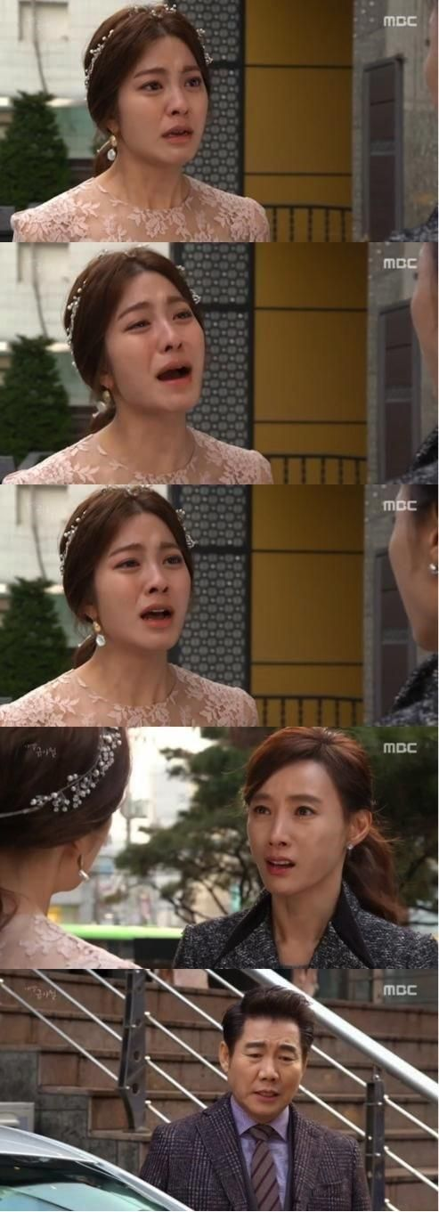 'My Daughter Keum Sa Wol' Park Se Young Cries Out Showing Revenge - http://asianpin.com/my-daughter-keum-sa-wol-park-se-young-cries-out-showing-revenge/