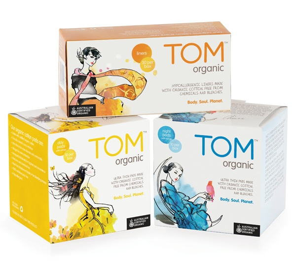 Tom Organic designed by Truly Deeply