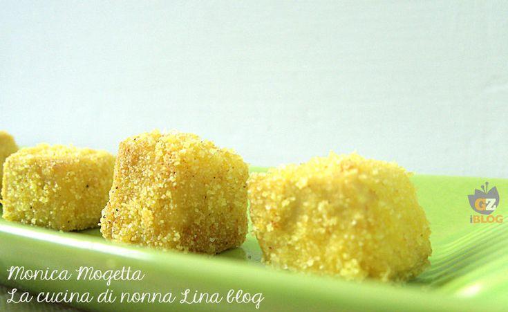 Tofu marinato al curry | La cucina di nonna Lina