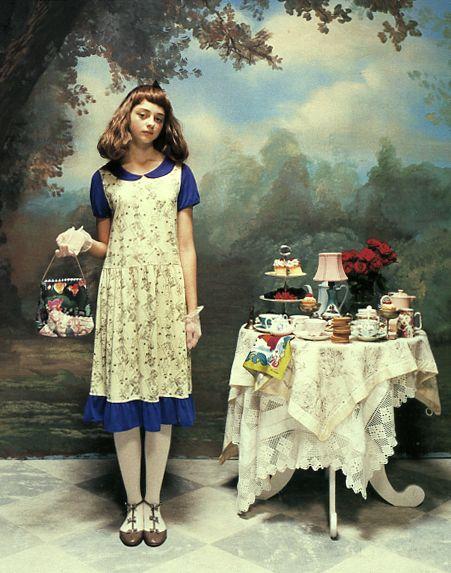 Would you like tea Alice?
