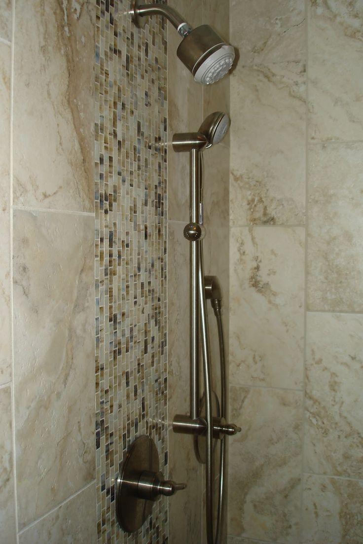 alcove shower tile - Google Search | Hazel Rd - New