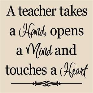 Teacher Quote   can't wait to become a teacher and be there for