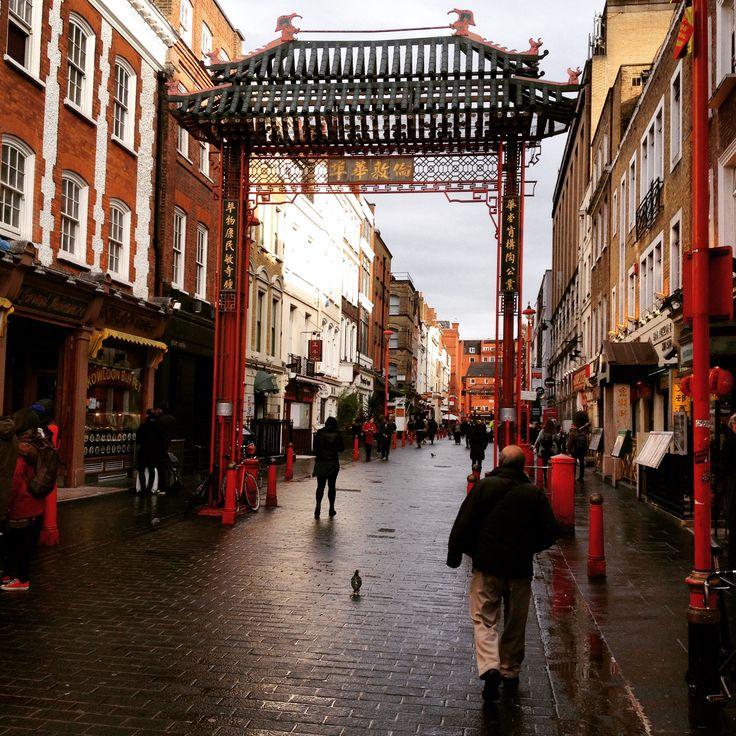 Chinatown in London through my eyes