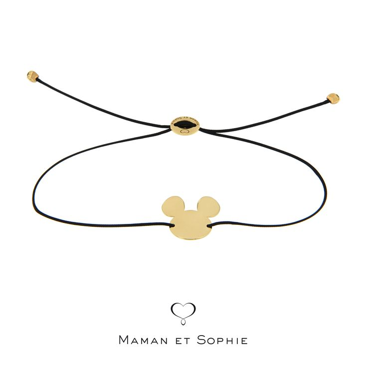 """Acquista il """"bracciale di filo Topo"""" della collezione Animal Spirit direttamente online."""