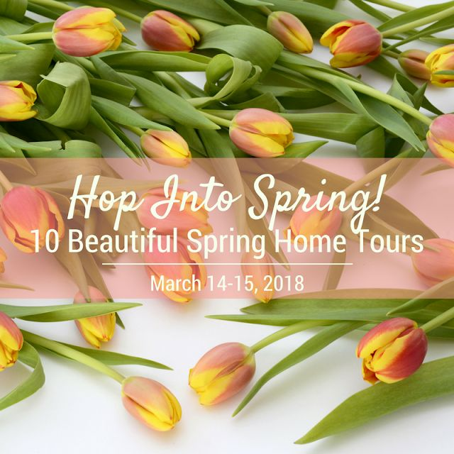 common ground : Hop Into Spring Blog Hop