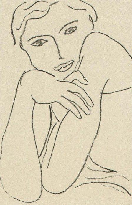 jes68: artmolecula: Henri Matisse