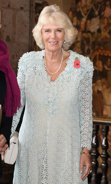 Camilla Parker Bowles Photos: Prince Charles Visits Mexico: Day 2