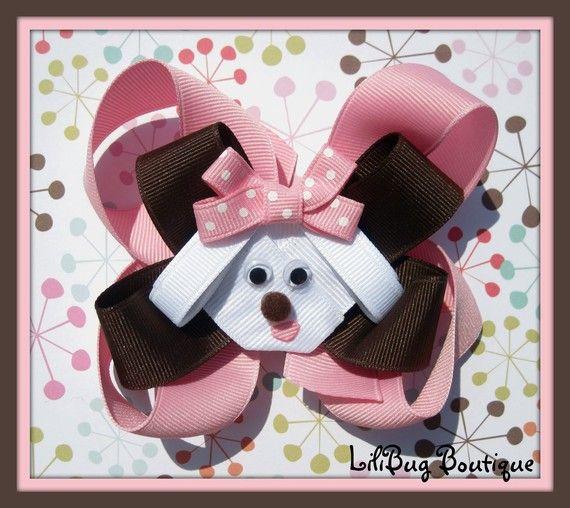 Popular Ribbon Bow Adorable Dog - ba6d57dd639c5b9d8a8e50fc58899e4e--dog-hair-bows-dog-bows  Pictures_605782  .jpg