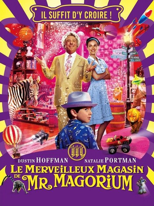 Mr. Magorium's Wonder Emporium 2007 full Movie HD Free Download DVDrip