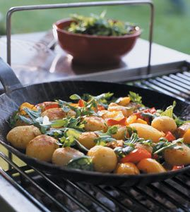 Kartoffelpfanne - Rezepte - [LIVING AT HOME]