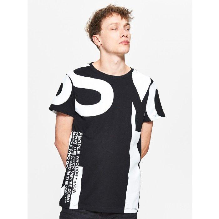 Men/'s Athletics Geometric Line Print Tank Top Male/'s Fitness Classic T-shirt
