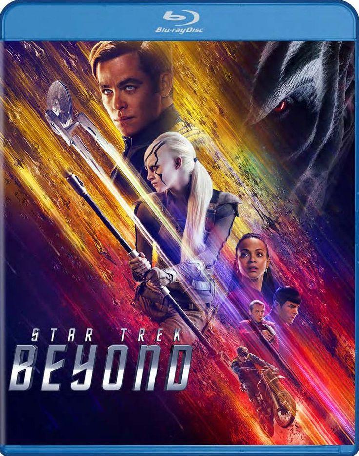 Star Trek Beyond [Blu-ray] [2016]: Amazon.co.uk: Chris Pine, Anton Yelchin, Zoe Saldana, Idris Elba, Justin Lin, J.J. Abrams, Bryan Burk, Roberto Orci: DVD & Blu-ray