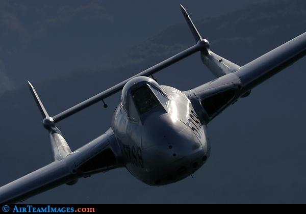 De Havilland 100 FFA Vampire FB6
