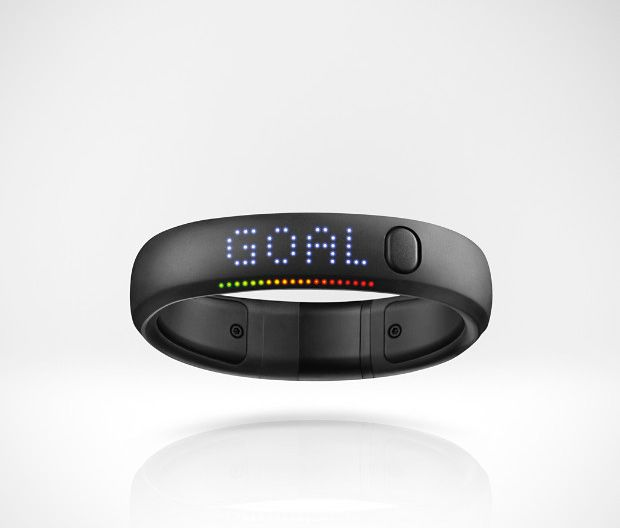 Nike+ Fuel Band SE at werd.com