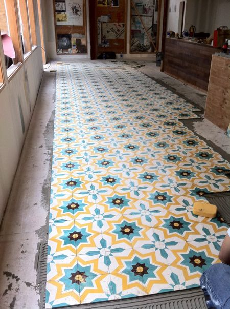 gallery of projects by the leading manufacturer encaustic cement tiles original mission tile