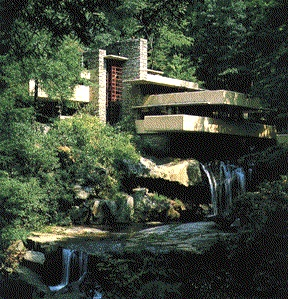 Frank Lioyd Wright Waterfall House