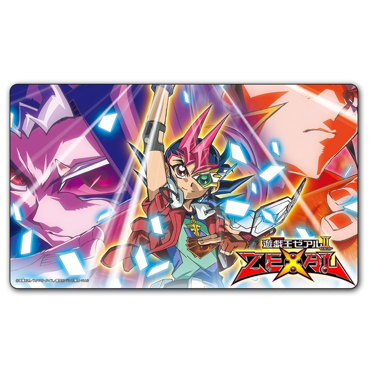(YGO #49 Playmat) 14x24 Inches YU-GI-OH ZEXAL 2 Play Mat Board Games YGO Card Games Table Pad with Free Gift Bag #Affiliate