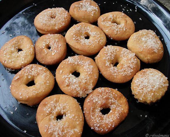 Eggless BAKED Vanilla Doughnuts! #Foodomania #Eggless #Doughnuts #Donuts #BakedGoodies