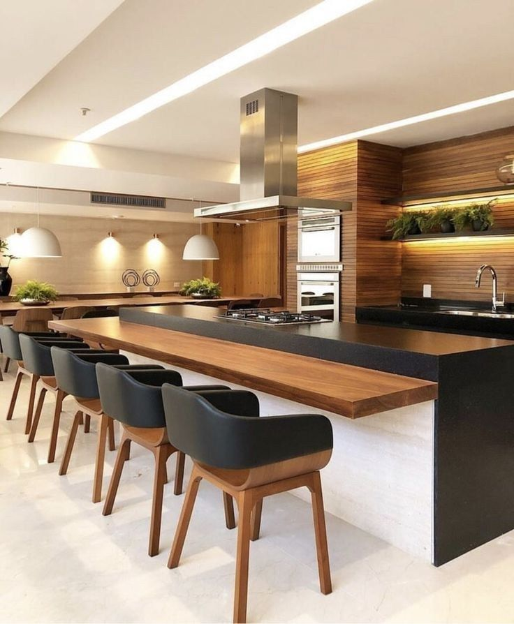 44 fabulous modern kitchen sets on simplicity, efficiency and elegance 6