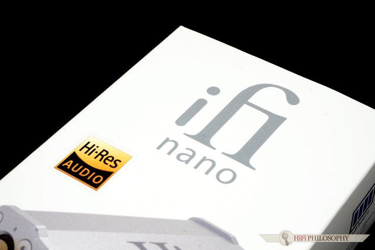 iFi Audio nano iDSD LE HiFi Philosophy 004