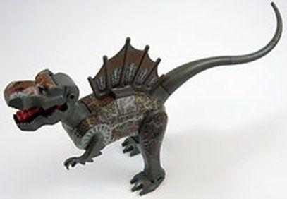 Jurassic Park Iii Spinosaurus Dinosaur Dino Lego