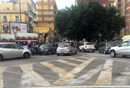 Dillo a #NapoliTime  Vomero: Riaprire alla traffico via Luca Giordano!