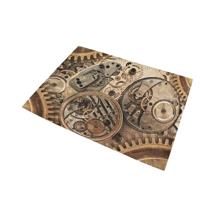 7 best industrial/steampunk rugs images on pinterest | industrial