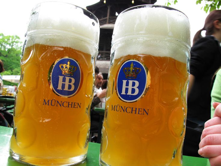 This is how we did it in Germany. not pints but Liters. Awsome Bier