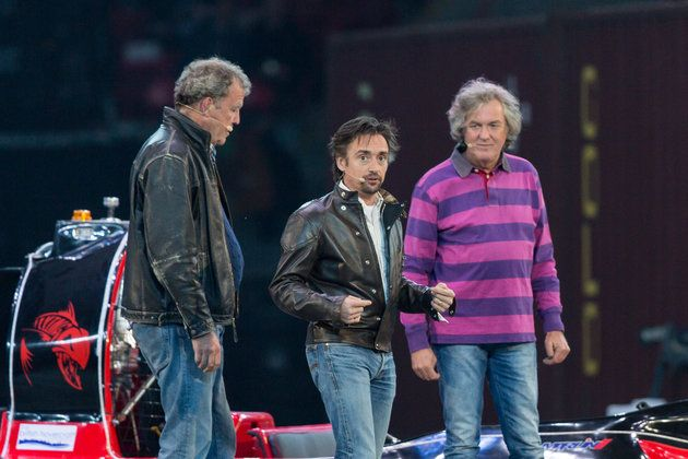 """James May Slates 'T***' Richard Hammond And 'K***' Jeremy Clarkson Ouch. He considers his fellow presenters as """"colleagues"""", branding Richard Hammond a """"twat"""" and Jeremy Clarkson a """"knob""""."""