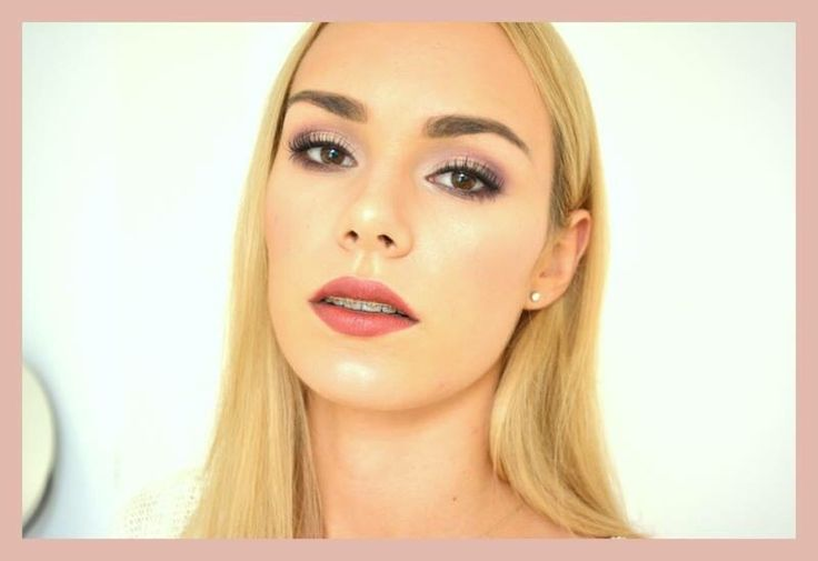 Fall makeup look on my YouTube channel  Emilia Jurek
